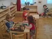clasă Montessori
