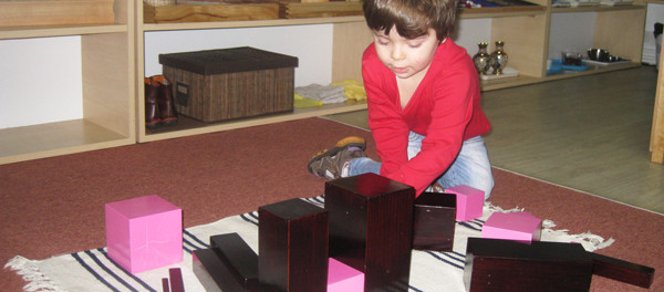 Experienta unui parinte: gradinita Montessori