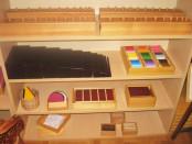 Ariile curriculare și materialele didactice Montessori
