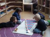 Inregistrarea activitatii copilului in gradinita