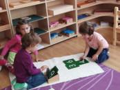 Educația estetică în Montessori
