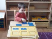 Normalizarea copilului în Montessori