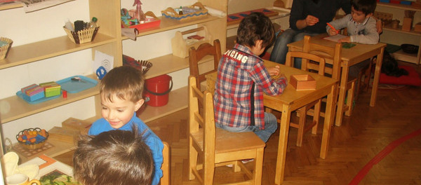 Disciplina în pedagogia Montessori