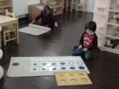 Orarul unei clase Montessori