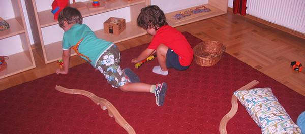 Amenajarea casei în spiritul Montessori
