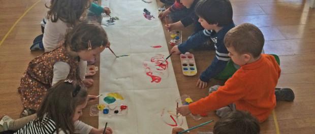 Materialele necesare pentru pictură și desen