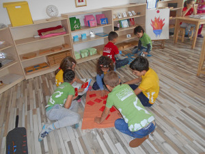 Comunicarea în mediul Montessori