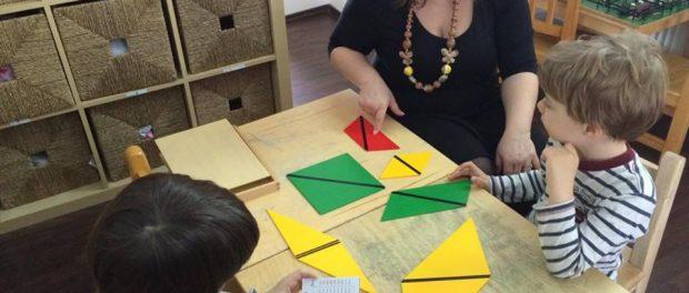 Libertăți și limite în mediul Montessori