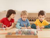 Cooperarea în Montessori