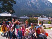 Călătoriile alături de copii